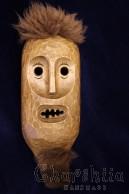 Дърворезба ''Маска''2