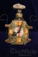 Керамичен часовник 2