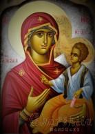 Икона образ на ''Света Богородица Одигитрия''