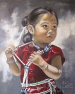 Картина ''Индианче''