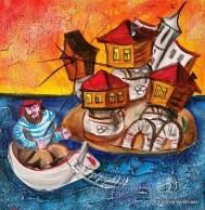 """Картина """"Рибар"""" 4"""