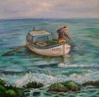 """Картина """"Рибар"""""""