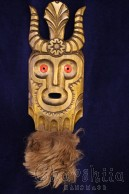 "Woodcarving ""Mask"""