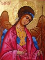 икона образ на Свети Архангел Михаил