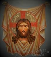 Икона ''Неръкотворен образ Господен''