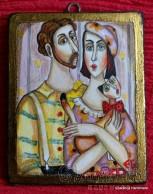 Painting ''Portrait''