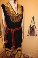 Bulgarian folk costume - Shoppish women's folk costume