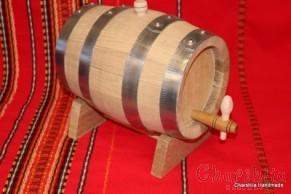Буре за вино от бял странджански дъб