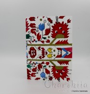 Painting/Greeting card ''Bulgarian embroidery''