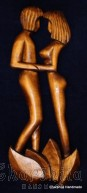 """Woodcarving """"Intimacy"""""""