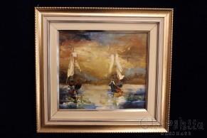 """Картина """"Море"""" 4"""