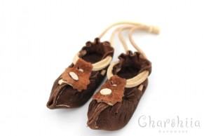 Souvenir laether footware, genuine leather