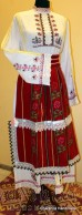 Bulgarian folk costume - Northwestern women's folk costume