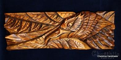 Дърворезба ''Орел''