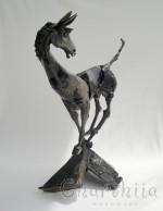 """brass art """"Donkey"""""""