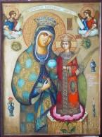 Икона образ на ''Света Богородица''