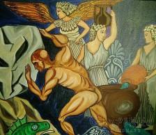 Приказна картина ''Митология''