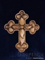 "Woodcarving ""Christian cross"" 2"