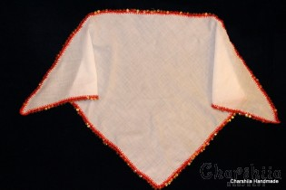 Head scarf - accessory for national costume