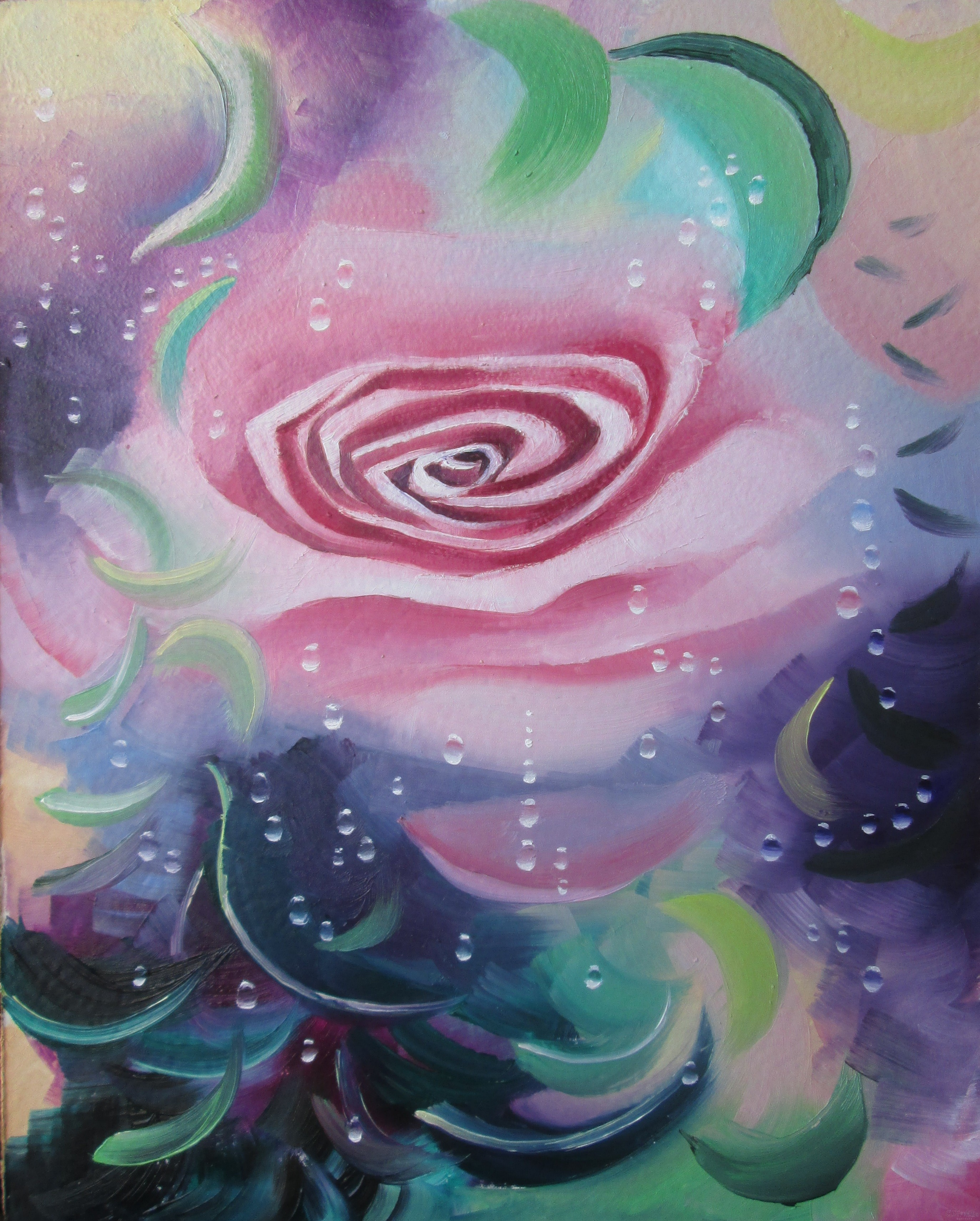 """Картина  """"Rose 1"""""""
