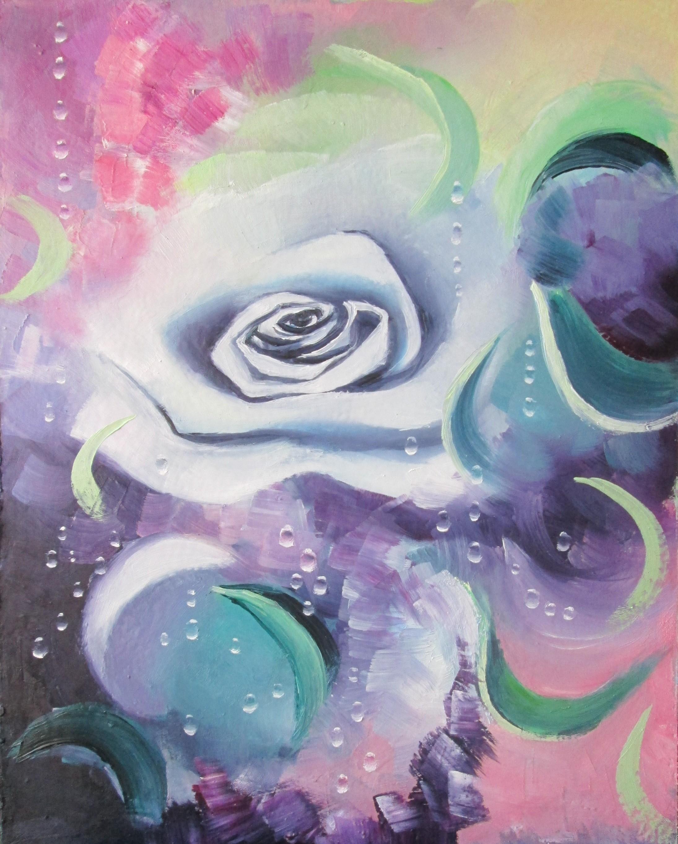 """Картина """"Rose 2"""""""