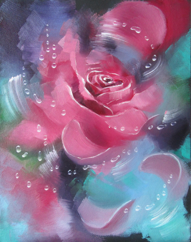 """Картина """"Rose 3"""""""