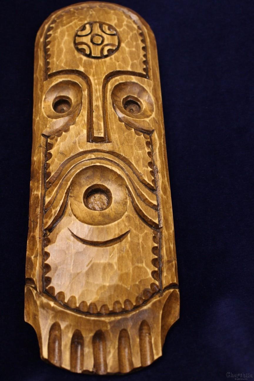 дърворезба ''Маска'' 6