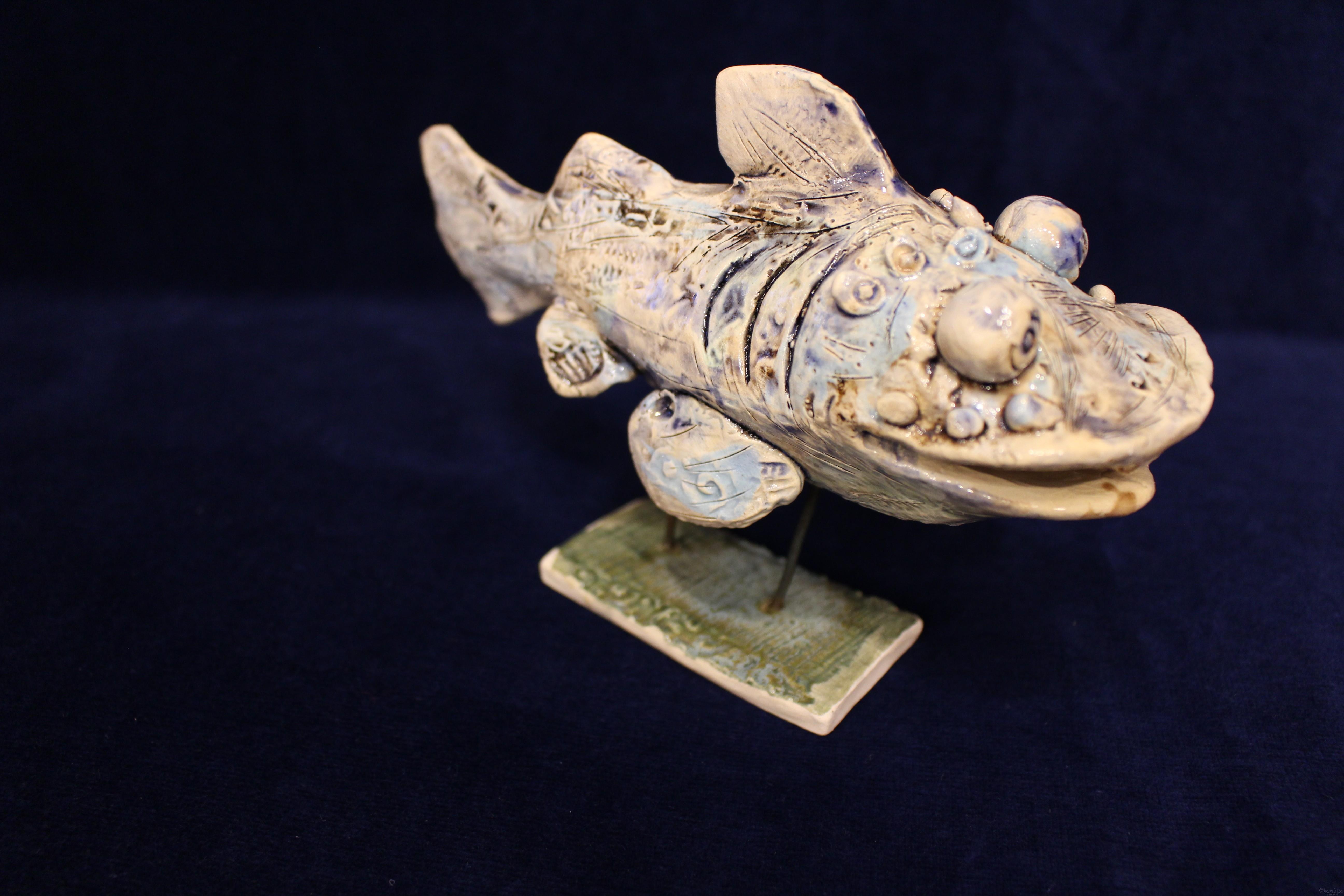 Керамична риба