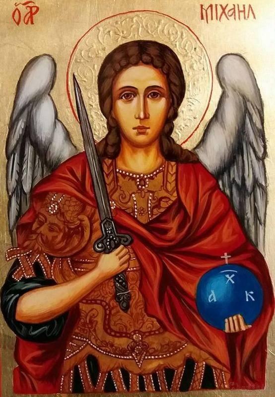 Икона на ''Свети Архангел Михаил''