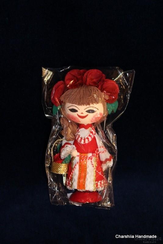 Традиционна българска кукла