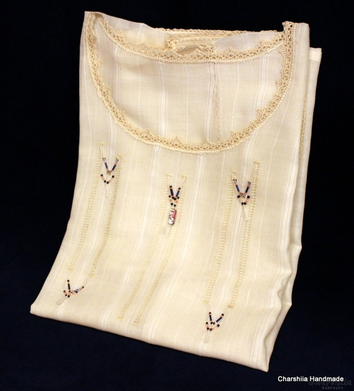 Дамска кенарена блуза с българска шевица