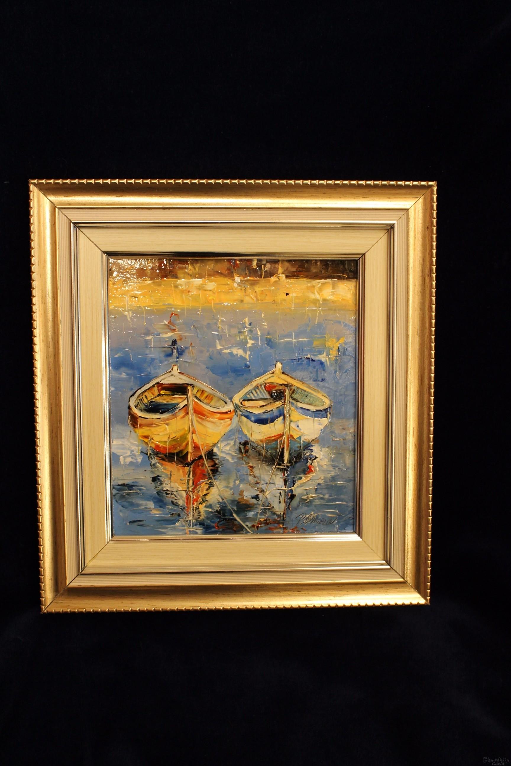 """Картина """"Море"""" 7"""