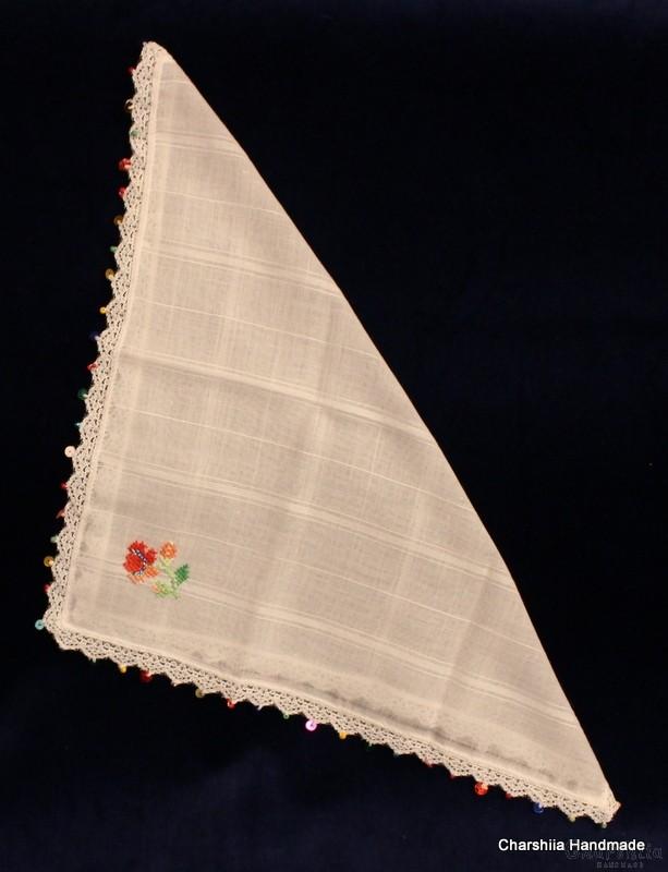 Кърпа за танци (Ръчник) - аксесоар за национален костюм
