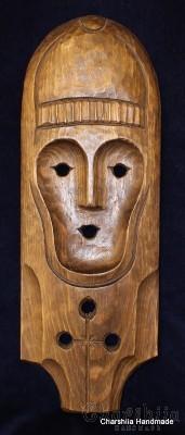 Дърворезба ''Маска'' 9