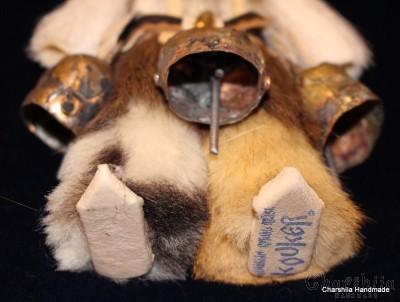 Българска ритуална маска ''Кукер''