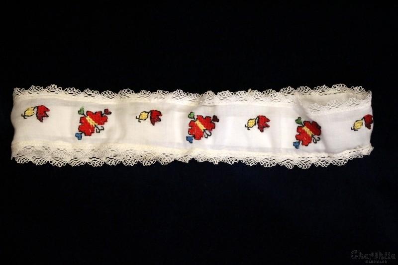 Детска лента за глава с българска шевица