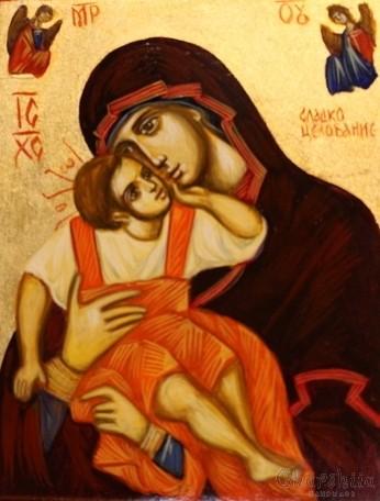 Икона образ на Света Богородица