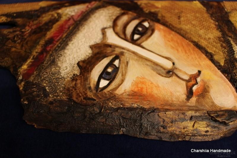 Икона образ на ''Света Богородица Умиление''