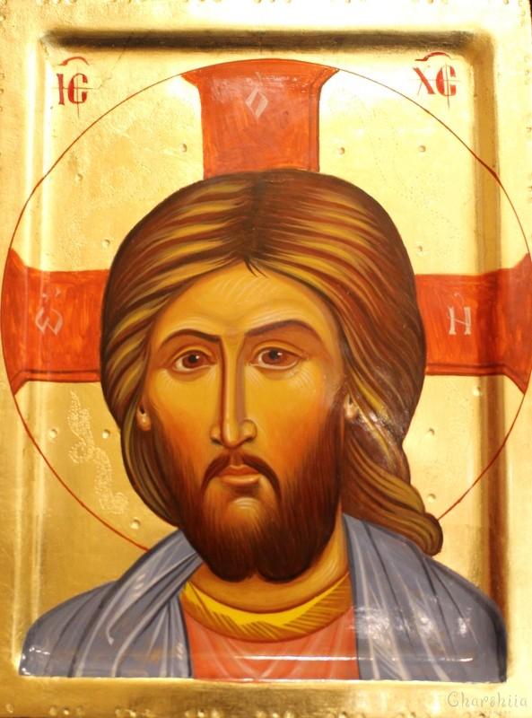 Икона на ''Исус Вседържител''