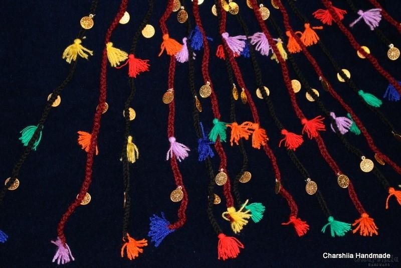 Косичник, украса към българска носия