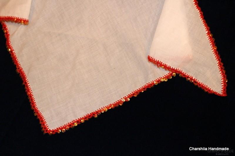 Забрадка за глава, аксесоар към български национален костюм