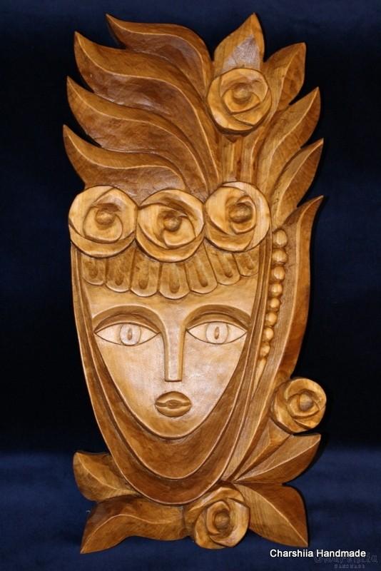 Дърворезба ''Лазарка'' 2