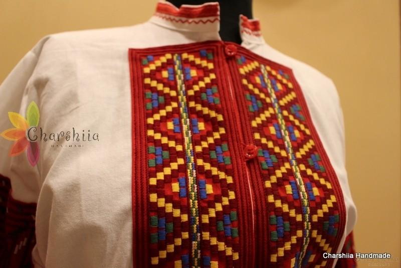 Българска народна носия - Пирински женски народен костюм