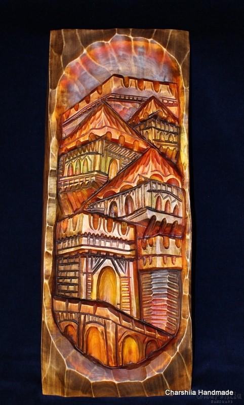 Дърворезба ''Велико Търново''