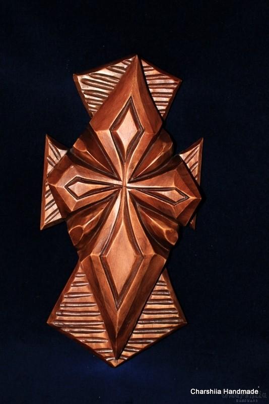 Дърворезба - Кръст