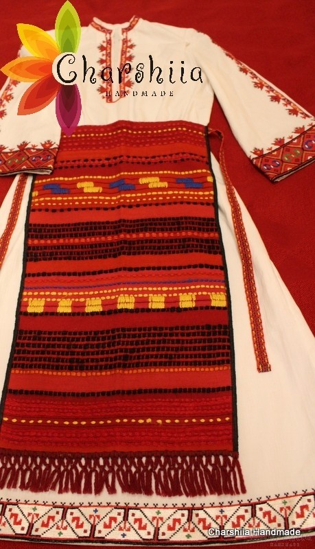 Българска народна носия - Странджански женски народен костюм