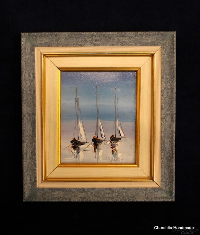 """Картина """"Море"""" 3"""
