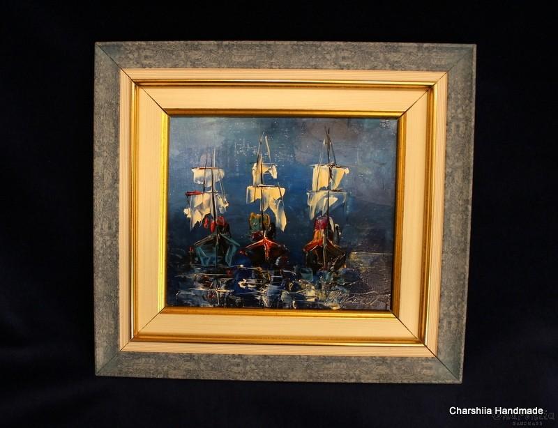 """Картина """"Море"""" 9"""
