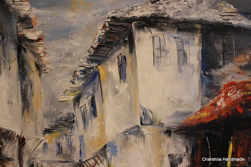 "Картина ""Български дом"""