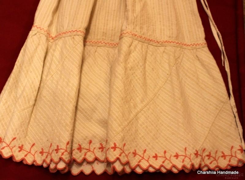 Старинна българска народна носия
